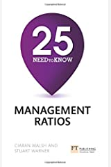 25 Need-To-Know Management Ratios Paperback