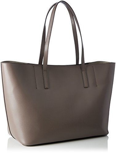 Michael Kors Emry Large Leather, Sac Grau (cinder)