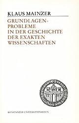 Grundlagenprobleme in der Geschichte der exakten Wissenschaften