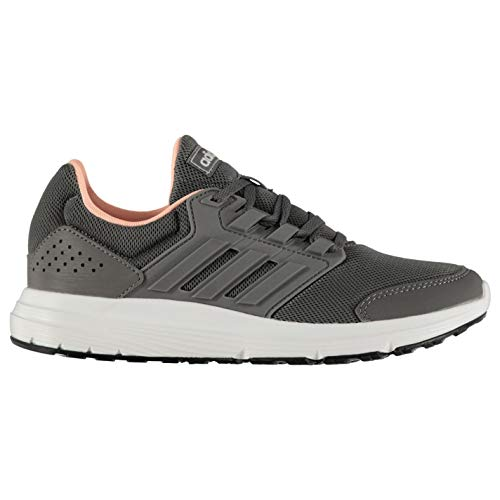 adidas Damen Galaxy 4 Laufschuhe Grau Grey/Footwear White 0, 39 1/3 EU