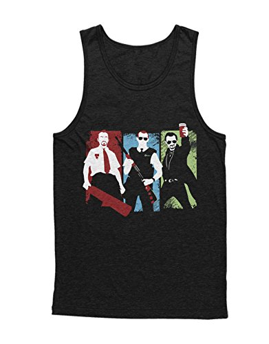Tank-Top Blood and Ice Cream Trilogy
