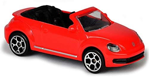 VW Beetle - Volkswagen Cabriolet 1:60 - rot