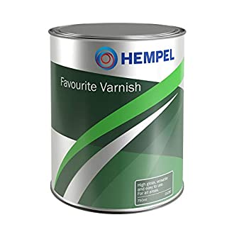 Hempel Favourite Varnish - 750ml