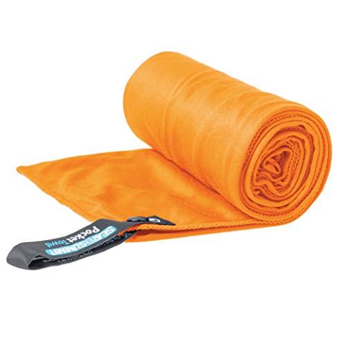 Sea to Summit Pocket Towel - Orange X-Large