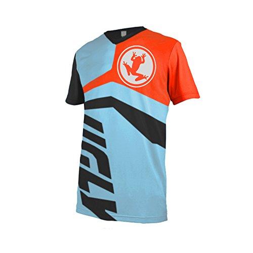 Uglyfrog Element Racewear Motocross Herren Downhill Jersey Trikot MX Enduro Offroad Motorrad Youth/Erwachsener Wear