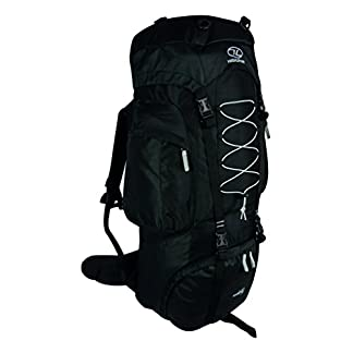 Highlander Rambler Daysack and Rucksack ― Quality Backpack With a Size to Suit Everyone ― 20L, 25L, 33L, 44L, 66L, 88L ― Functional, Rugged and Exceptional Value! 5