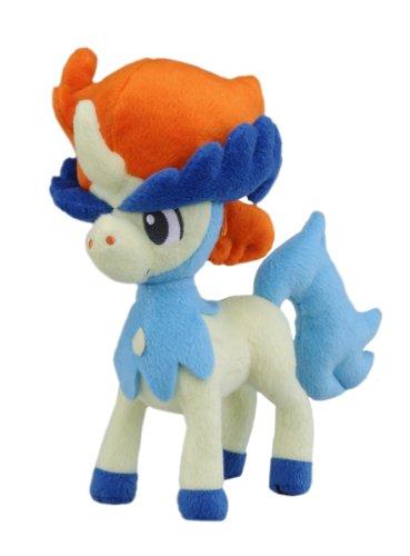 Pokemon Best Wishes Plush Doll Takaratomy - N-30 - Keldeo (japan import)
