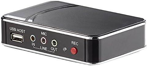 auvisio HDMI Recorder: HDMI-Video-Rekorder