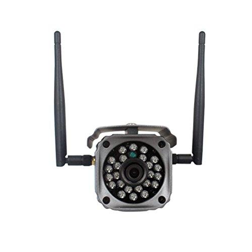 Übersetzung / Neigung & Bilderfassung 720P HD 1 milione di pixel Überwachungskamera -System ip HD IP-Überwachungskamera , gray Versteckte Kamera ip