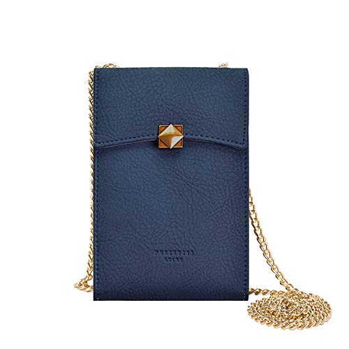 caae631b76b LIDASEN small bag Women Wallet Cross-body Bag Leather Purse Coin Cell Phone  Mini Pouch Card Holder Shoulder Wallet Bag Adjustable Strap Credit Card ...