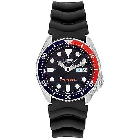 Seiko automático 200M Buceo Mens Reloj SKX009