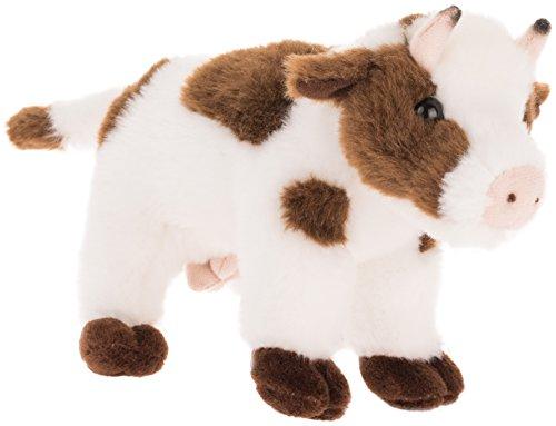 Bauer Heinrich 10142 - Kuh, Plüschtier, 15 cm