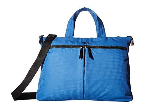 Knomo Dalston Messenger Bag, 37 cm, Nautical Blue (Blau) - 129-101-NTB