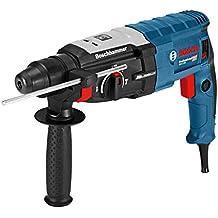 Bosch GBH 2-28 Professional 880W 4000RPM SDS Plus rotary hammers - Martillo perforador (Negro, Azul, 4 m, 880 W, 6,8 cm, 4000 RPM, 3,2 J)