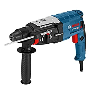 Bosch GBH 2-28 Professional rotary hammers SDS Plus 4000 RPM 880 W – Martillo perforador (SDS Plus, 6,8 cm, 4000 RPM, 3,2 J, 900 ppm, 1,3 cm)