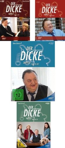 Staffel 1-4 (16 DVDs)