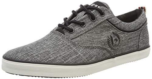 bugatti Herren 321502046900 Sneaker, Grau, 42 EU