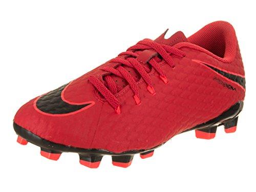 Nike Jr. Hypervenom Phelon 3 Suelo Duro Niño 36 Bota de Fútbol - Botas de  Fútbol (Suelo Duro 8564683e53b10