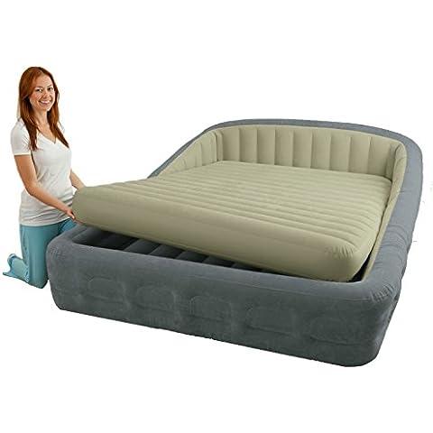 Intex 67972 Airbed Comfort cornice materassino Kit
