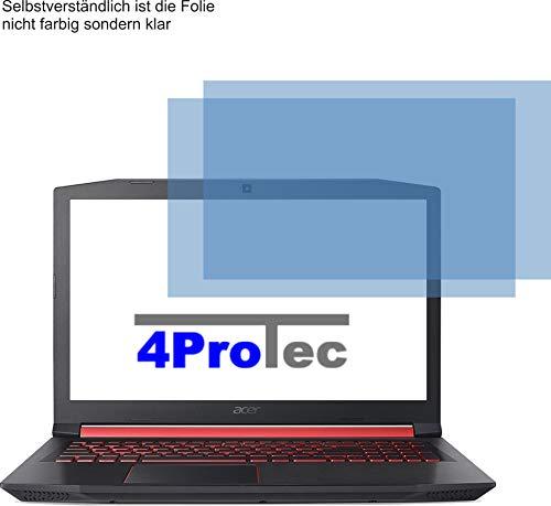 2X ANTIREFLEX matt Schutzfolie für Acer Nitro 5 AN515 Bildschirmschutzfolie Displayschutzfolie Schutzhülle Bildschirmschutz Bildschirmfolie Folie