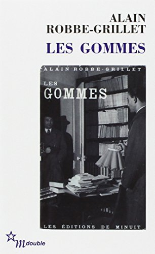 Portada del libro Les Gommes by Alain Robbe-Grillet (2012-03-06)