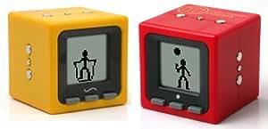 Mattel - Jeux Electronique - Cube World - Rouge/Orange