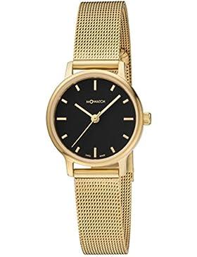 M-WATCH Damen-Armbanduhr Timeless Elegance Analog Quarz WRE.46120.SM