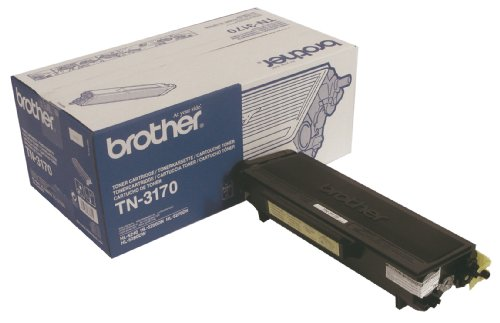 Brother Original Tonerkassette TN-3170 schwarz (für Brother DCP-8060, DCP-8065DN, HL-5240L, HL-5240, HL-5250DN,...