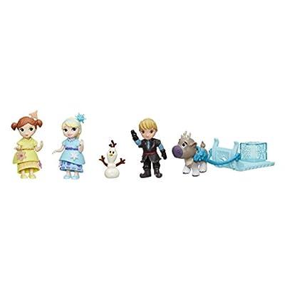Disney Girls - Mini Frozen colección pequeñitos (Hasbro B9210EU4) de Hasbro