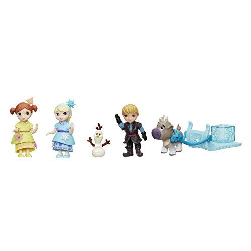 Disney Eiskönigin - b9210eu40 - Die Schneekönigin Mini-poupées Pack Kinder -