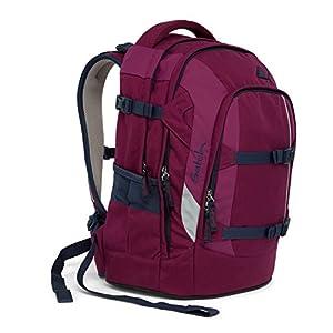 SATCH Pure Schulrucksack SAT-SIN-001-408, 45 cm, 30 L, Purple