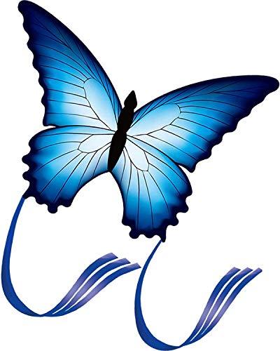 HWFLXR Wunderschöner Drachen Für Kinder So Wunderschöner Schmetterlingsdrachen Für Outdoor-Spiele Und Aktivitäten Einleiner Drachen Mit Fliegenden Werkzeugen