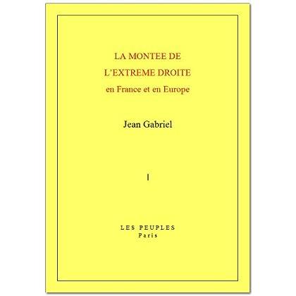 La Montée de l'extrême droite en France et en Europe