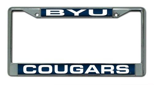 Rico NCAA Laser-Chromrahmen, BYU Cougars Cougars-laser