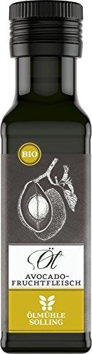 Ölmühle Solling Avocado-Fruchtfleischöl / Avocadoöl – 100ml – BIO