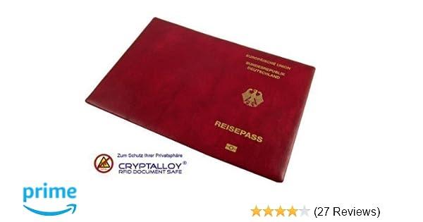 Ausweishüllen Rfid Reisepasshülle Ausweishülle Reise Organizer Hülle Ausweis Schutzhülle Cover Einfach Und Leicht Zu Handhaben