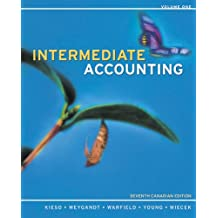 Intermediate Accounting: Volume 1 Text