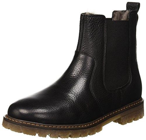 Bisgaard Unisex-Kinder 51919218 Klassische Stiefel, Schwarz (204 Black), 40 EU
