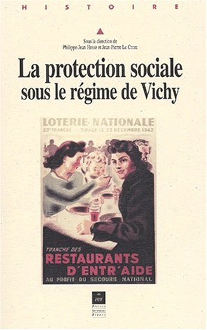 La protection sociale en France sous le régime de Vichy