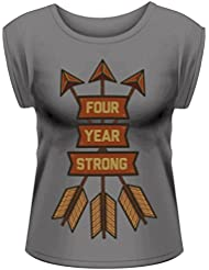 Plastic Head Four Year Strong Arrows Grst - T-shirt - Femme