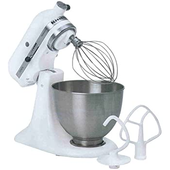 Amazon.de: KitchenAid 5KSM175PSEWH, ARTISAN Küchenmaschine mit ...