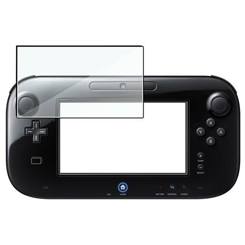 Lamina Protector Pantalla Screen Film Guard Transparente Para Nintendo Wii U