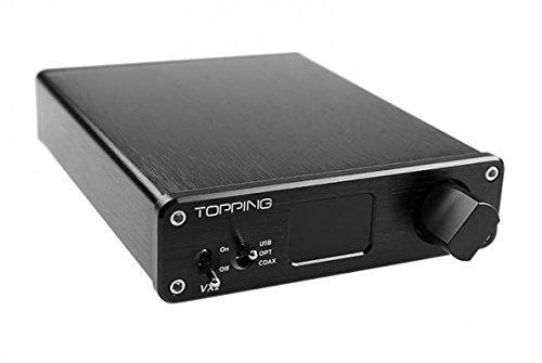 Topping VX2,amplificatore digitale Vertex DAC segnale digitale completo