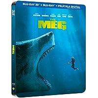 Megalodón  Blu-Ray 3d Steelbook