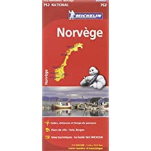 Carte NATIONAL Norvge