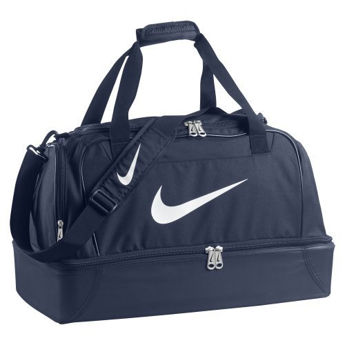 Nike club team hardcase bag medium, blu marina
