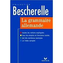 La grammaire allemande
