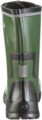 Viking NAVIGATOR 1-176-277, Bottes mixte enfant Vert (Vert-TR-F2-15)