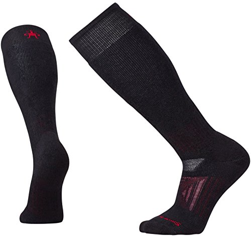 Smartwool Herren Socken PHD OD Slide HVY OTC Wandern Socken, Schwarz, X-Large Preisvergleich