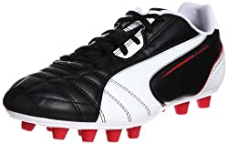 Puma Mens Universal FG Black Boat Shoes - 9 UK/India (43 EU)
